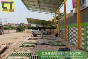 Hidrolik Cuci Mobil Yogyakarta Carwash Teknik